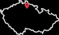 RAVEX group s.r.o. - location